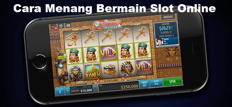 cara main mesin slot